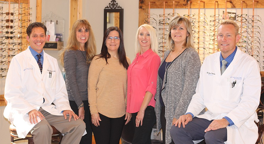 Photo of Staff at Kaster Eye Clinic