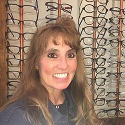 Kelly Stropki, Receptionist