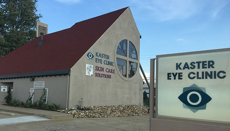 Image of Kaster Eye Clinic Location and Building